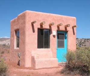 Tiny Adobe Casita
