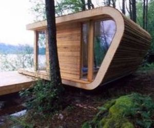 Tiny Summer House In Norway