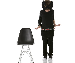 Tiny Tower chair by Little Nest