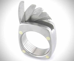 The Man Ring | Titanium Utility Ring