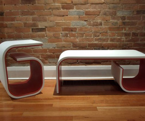 Tobiggin Series Furniture by Devin Schaffner