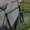Todd's Commuter by Sizemore Bicycle
