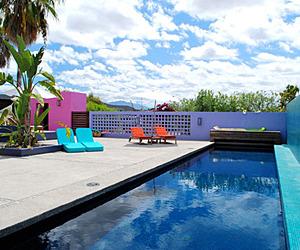 Todos Santos Hotel in Mexico
