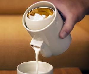 Tonfisk Newton Milk and Sugar Set