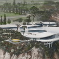 Tony Stark's House from Iron Man