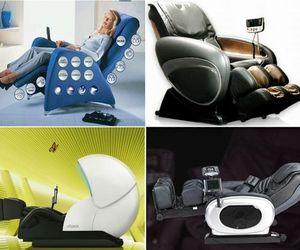 Top 12 high-tech luxury massage chairs