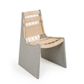 'Tou Chair' by Leif.designpark for De La Espada