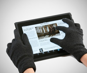 Touchscreen Gloves by Agloves