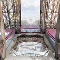 Tour Eiffel, the Refitting of the 1st Floor | Moatti-Rivière