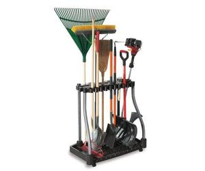 Tower Rack Holds 36 Tools from Rubbermaid