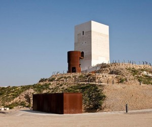 Tower Restoration by Castillio/Miras Arquitectos