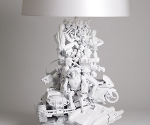 Toy Lamp, by Ryan McElhinney