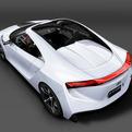 Toyota FT-HS Hybrid Concept
