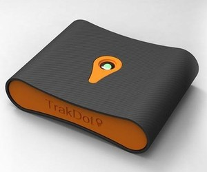 Trackdot Luggage Tracker
