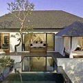 Traditional Balinese Design of Shanti Residence