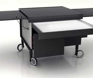 Transformable Desk by Krassi Dimitrov
