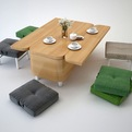Convertible Furniture by Julia Kononenko