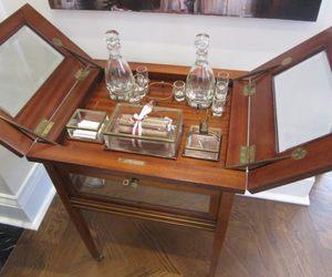 Transforming Liquor Cabinet