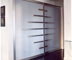 Translucent Sliding Doors from RAYDOOR