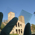 Transparent Glass Solar Cell