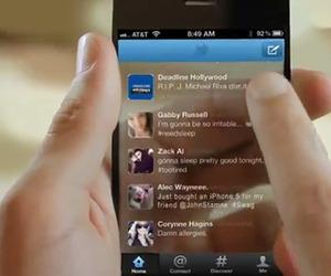 Transparent iPhone 5 Concept by Dakota Adney
