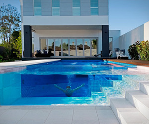 Transparent Pool   by OFTB