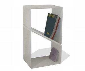 TRAP-Ezio:  Methacrylate Modular Book Shelves