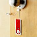 Travel Door Alarm   by Belle Hop