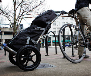 Travoy Bike Commuter Trailer | by Burnley