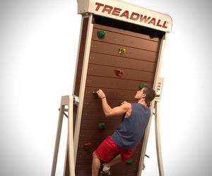 Treadwall | Treadmill Climbing Wall