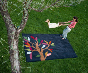 Tree of Life Rug by è bella