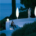 Tree Outdoor Floor Lamp