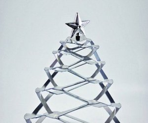 TREEASY The Aluminium Christmas Tree