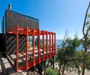 Cliffside Cabin