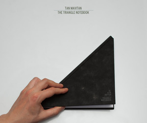 Triangular Notebook