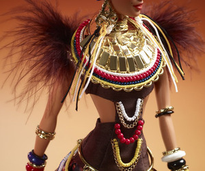 Tribal Beauty Barbie