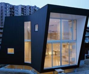 Trifurcation by Shigeru Kuwahara Architects