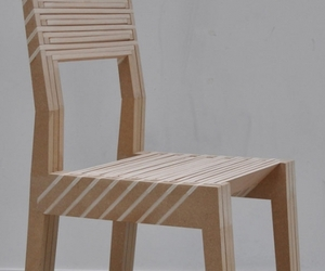 'Triplette' chair