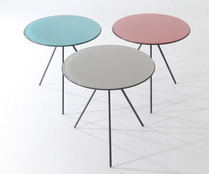 TRIPOD - A three legged small side table