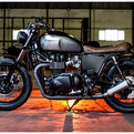 Triumph Bonneville SE By Macco Motors