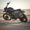 Triumph Scrambler EFI by Ton-Up Garage
