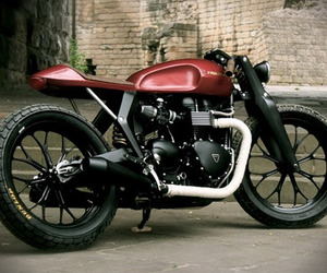 Triumph Speed Twin   by Rod and Tod Design