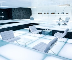 TRON Legacy Interiors