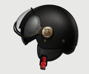 Trussardi 1911 And MomoDesign Motorcycle Helmet
