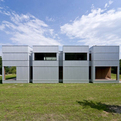 Tsai Residence in Ancram / New York by HHF Architeken