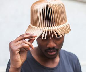 Wooden Headwear