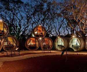TuboHotel Tepoztlan, in Tepoztlán, Mexico by T3arc