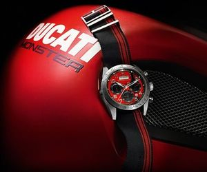 Tudor And Ducati Fastrider Chronograph
