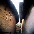 Tulou Rammed Earth Buildings
