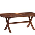 Tumalo Dining Table in Western Walnut